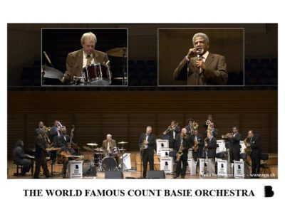 Photo provided by Count Basie Orchestra, Dee Askew, Manager